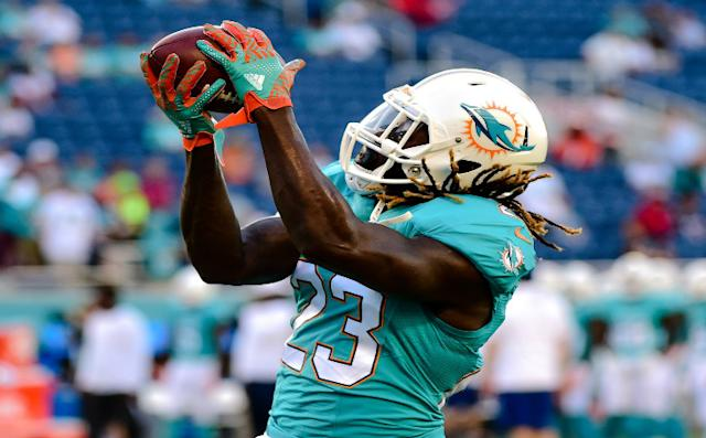 ebe19d0d Jay Ajayi getting second chance with the Miami Dolphins