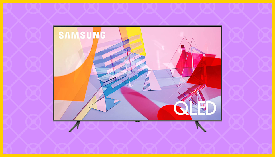 Save $152 on the Samsung Q60T Series 55-inch Class QLED Smart TV. (Photo: Amazon)