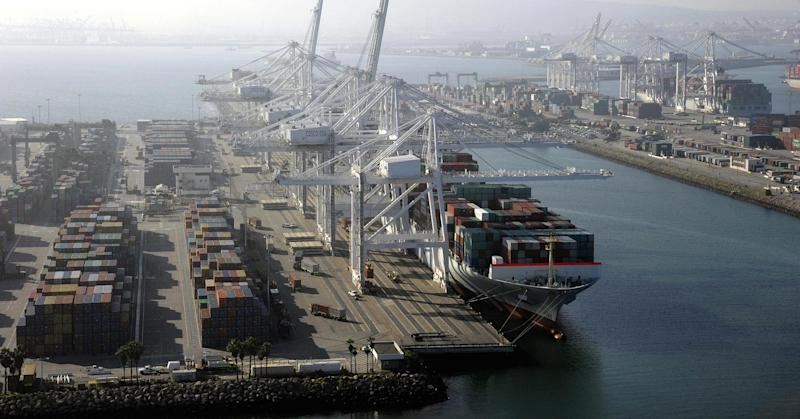 Here's what US port dispute could cost the economy