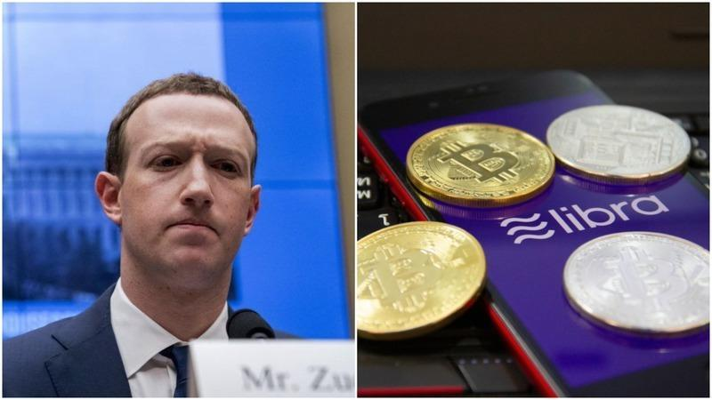 Facebook cryptocurrency Libra has taken the world by storm. We rounded up 21 opinions from crypto, governments, and financial analysts. | Source: AP Photo/Andrew Harnik (i), Shutterstock (ii). Image Edited by CCN.
