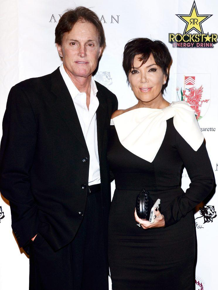 Bruce and Kris Jenner were married for 22 years. (Photo: Beck Starr/FilmMagic)