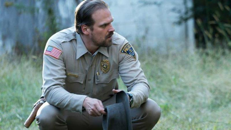 Stranger Things ' David Harbour Just Dropped Some Bad News About Season 3