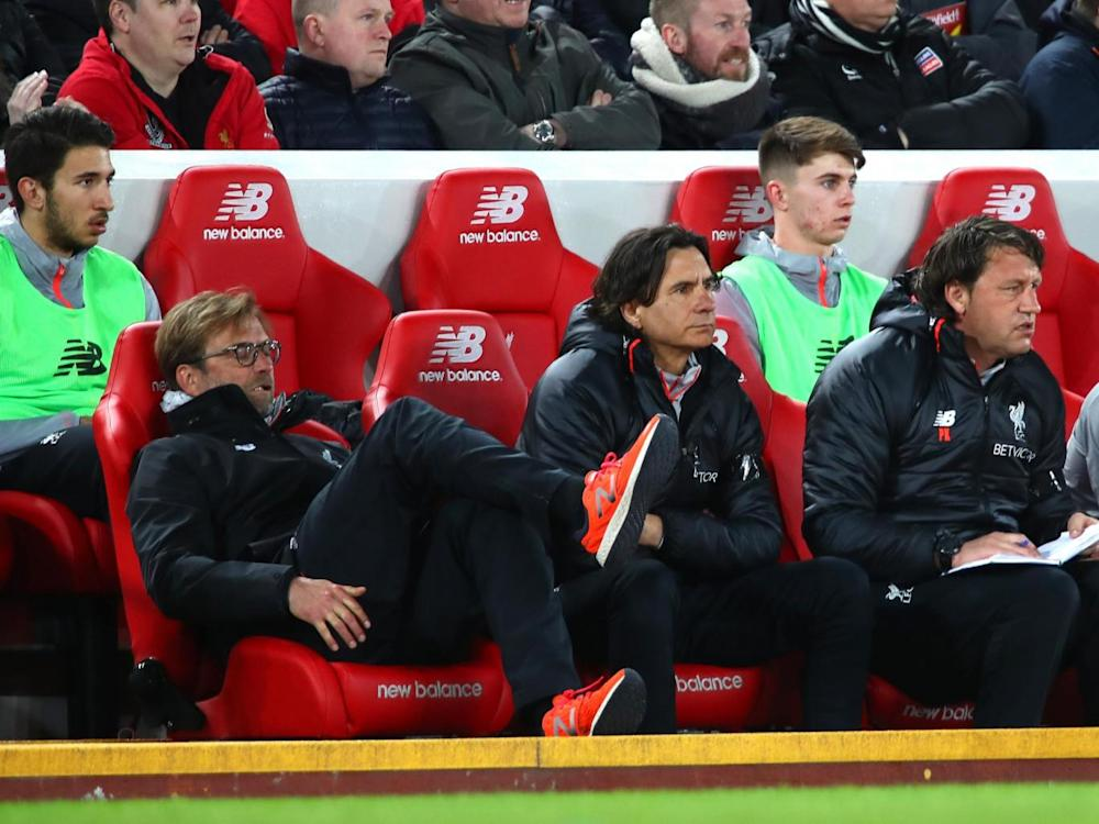 Klopp accepted his side must make improvements at the back (Getty)