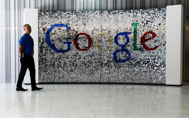 A 5pc tax on UK revenues could cost Google hundreds of millions of pounds per year in what is effectively an argument between governments over the correct place to levy taxes - © 2016 Bloomberg Finance LP