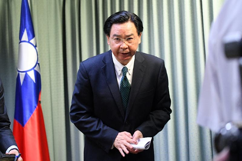 Taiwan Foreign Minister Joseph Wu  tendered his resignation after Burkina Faso became the latest country to cut ties with the island