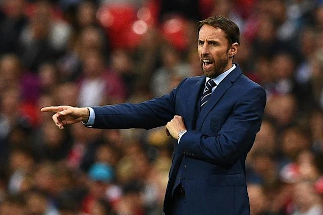 England interim manager Gareth Southgate has declared he has the necessary courage to make contentious decisions (AFP Photo/Justin Tallis)