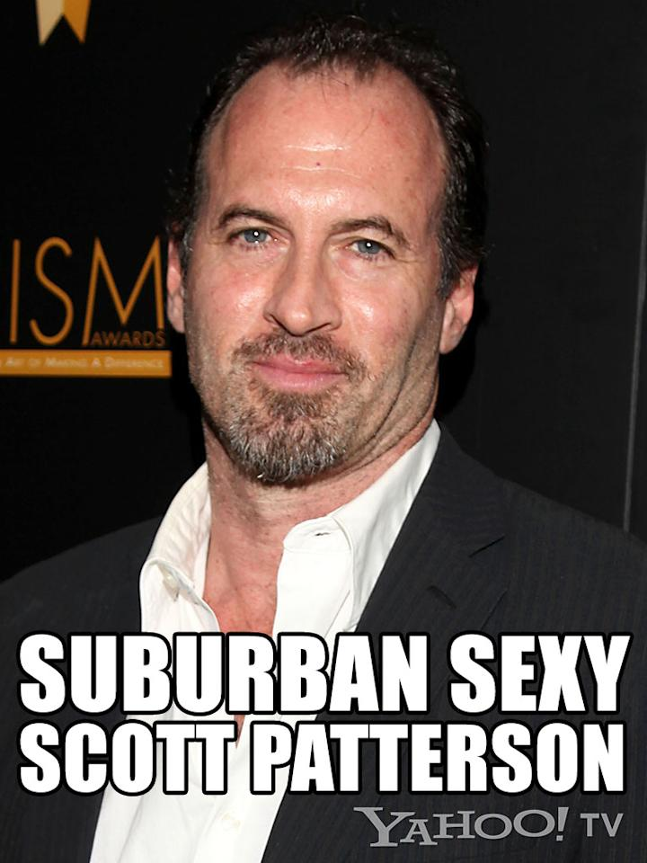 """<strong>Scott Patterson<br /><br /></strong>You're driving through Connecticut and your car breaks down. And because your life is like a Katherine Heigl movie, you break down in the sweetest town ever, Stars Hollow. You're starving, and you have super-Heigl-high metabolism, so when this grumpy <em>youngish</em> man suggest that you order something hot and fatty, you slam the menu shut and make small talk with him. Six months later, you're married in a gazebo and Lorelai Gilmore is giving you the evil eye, but you don't care because you have a manly husband who can cook for you. That's what happened in the series finale of """"<a href=""""http://tv.yahoo.com/shows/gilmore-girls/"""">Gilmore Girls</a>,"""" right?"""