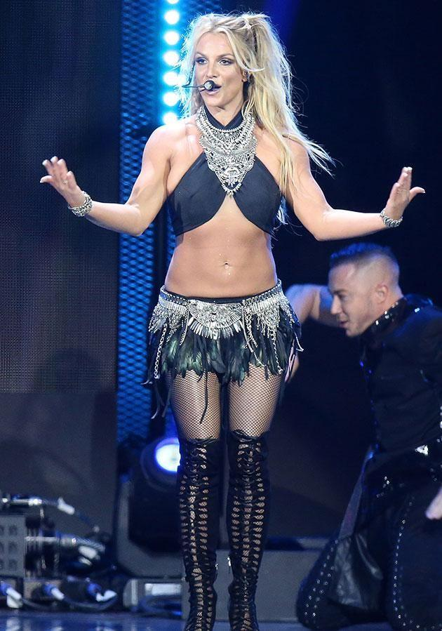 Brit is in her final year performing in Vegas. Source: Getty