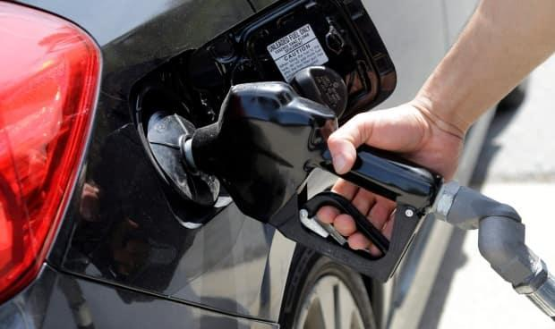 The price of gas is up 0.2 cents a litre in Newfoundland and Labrador Thursday. (Elise Amendola/Associated Press - image credit)