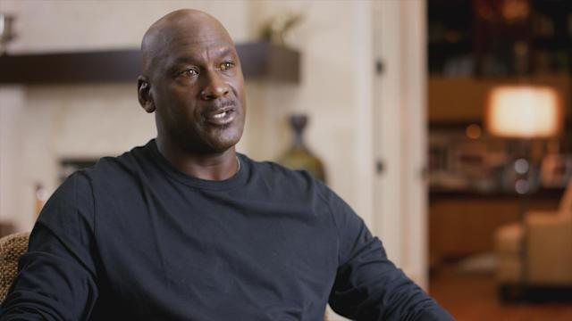 "Michael Jordan was concerned how people would think of him after seeing some of the footage in ""The Last Dance."""