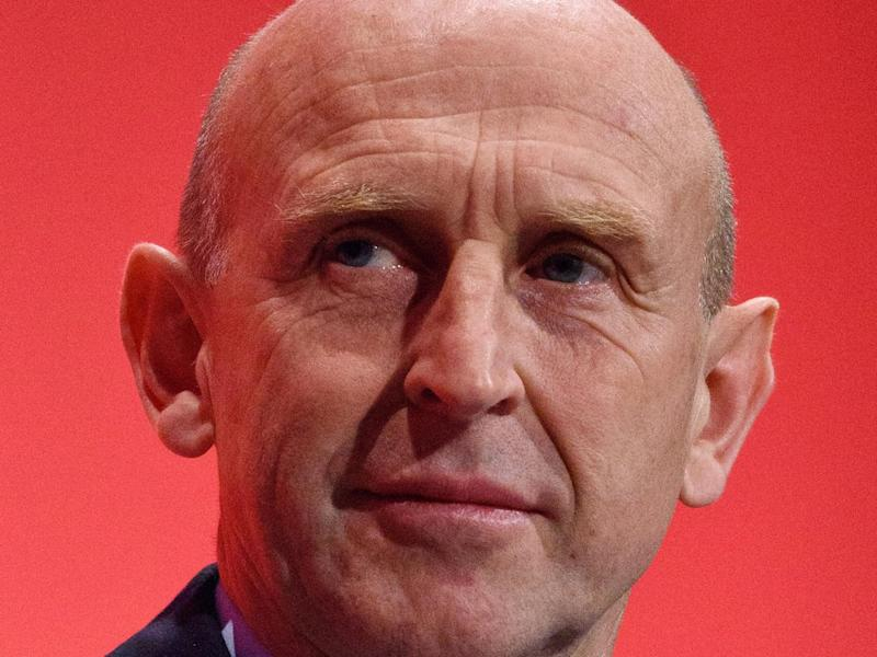 Shadow housing minister John Healey has criticised the decision (Getty)