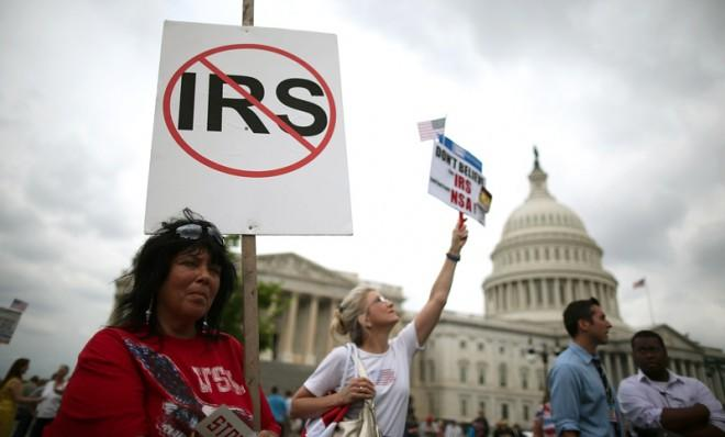 New information suggests the IRS's intentions with the Tea Party weren't so sinister.