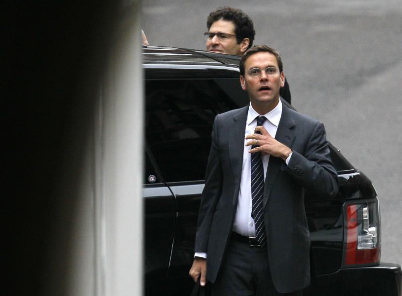Murdoch quizzed on private lobbying of UK leaders
