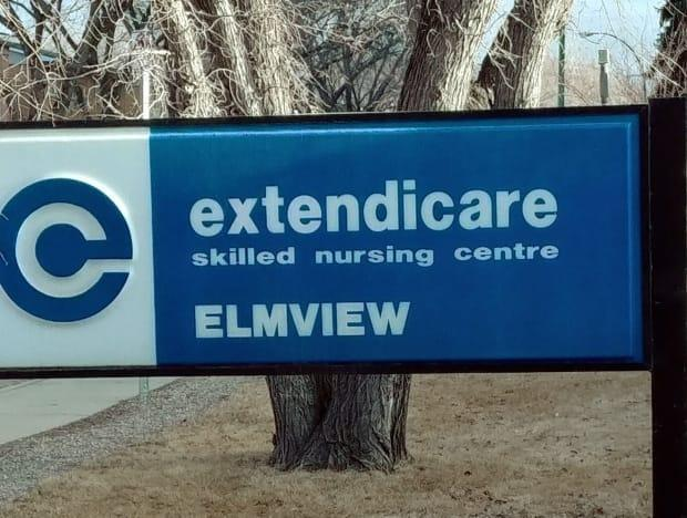 Three residents and one staff member at Elmview Extendicare nursing home in Regina recently tested positive for the virus that causes COVID-19. A union representing workers there said a majority of staff and residents are fully vaccinated.  (Extendicare/Facebook - image credit)