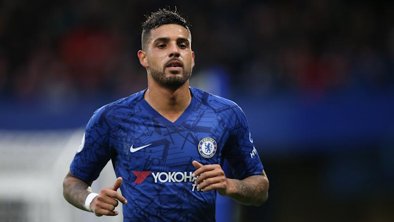 Inter deny opening talks over €20m move for Chelsea full-back Emerson Palmieri