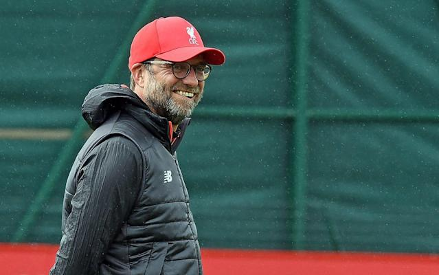 Klopp knows the importance of the Merseyside derby - Liverpool FC