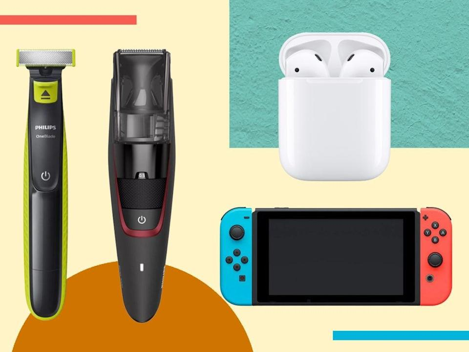 The budget supermarket is expected to slash prices on big-ticket items such as the Nintendo Switch and Apple AirPods (iStock/The Independent)