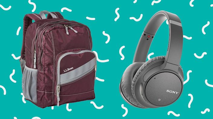 Shop the best back-to-school deals happening at L.L.Bean, Best Buy, Amazon and more.
