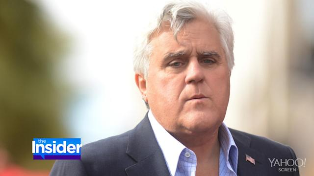 Jay Leno on Leaving 'Tonight Show' Gig: 'It's Not My Decision'