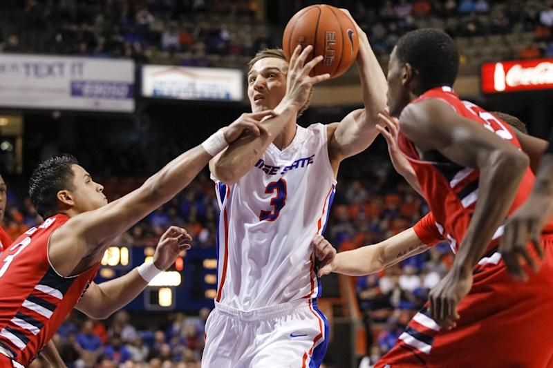 Watkins leads Boise State past Fresno State 86-79