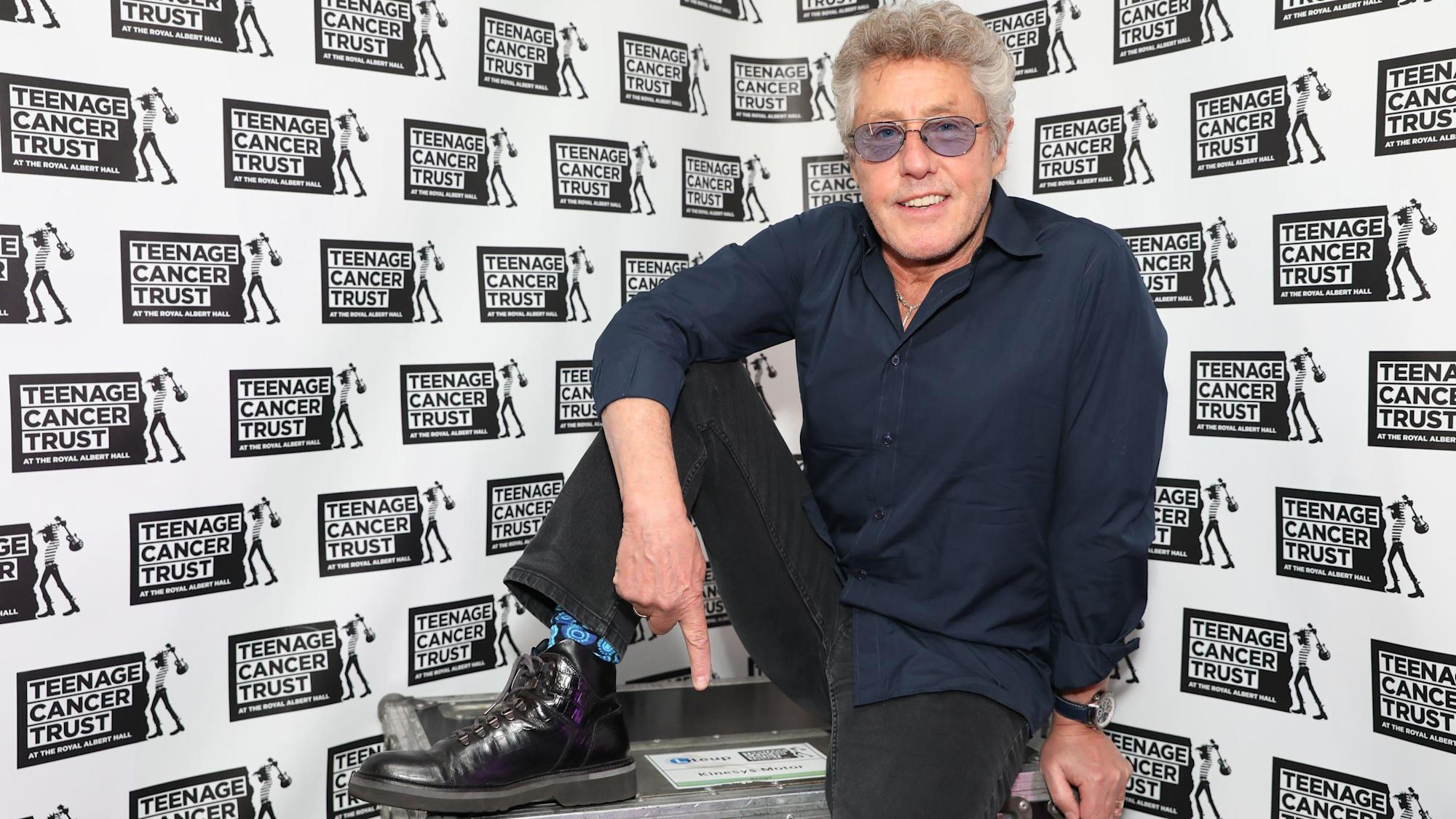 Roger Daltrey: I'm grateful to have received my coronavirus jab