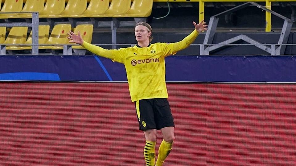 Erling Haaland, Borussia Dortmund | Quality Sport Images/Getty Images