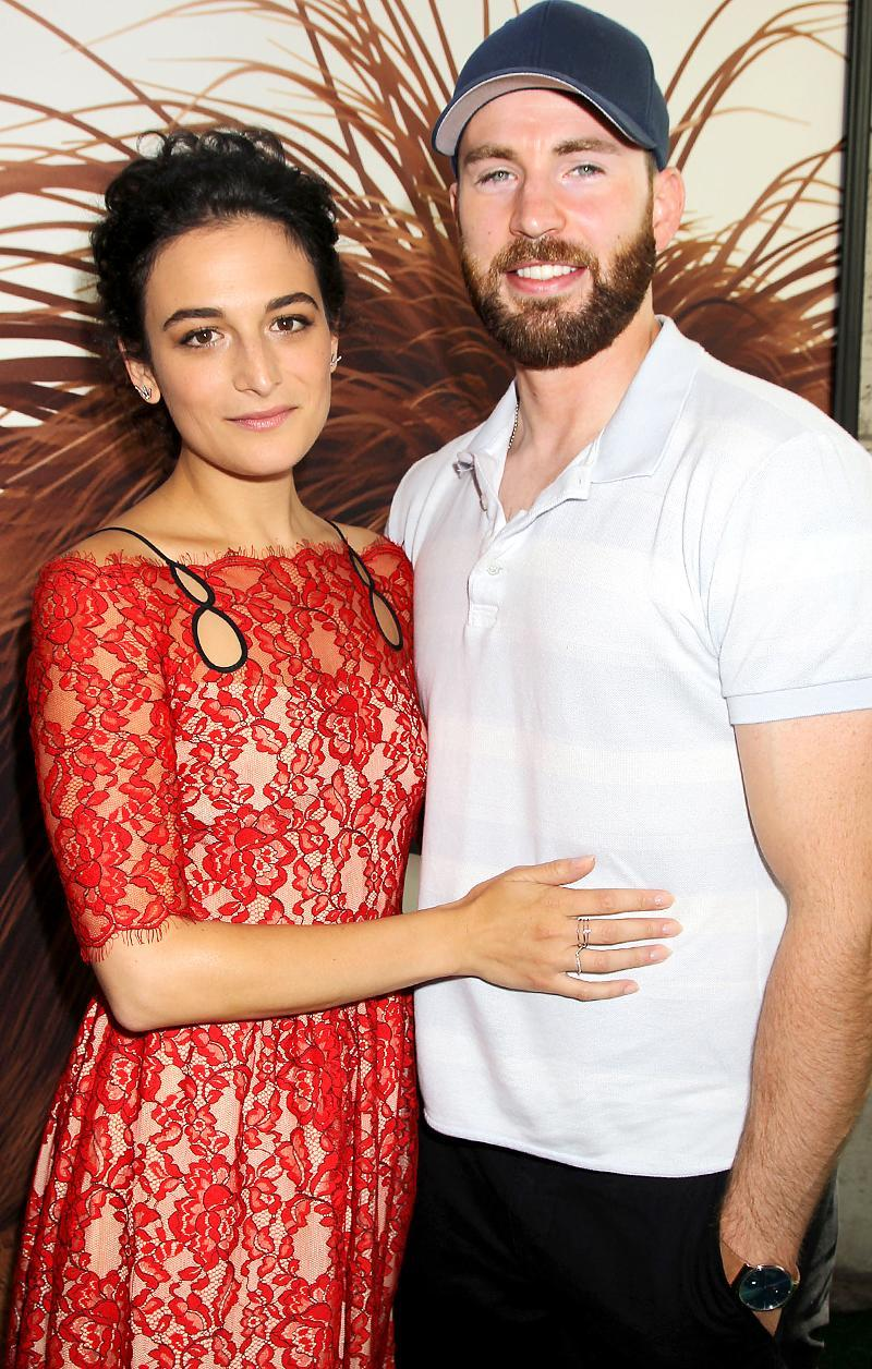 """<p>The movie that brought Chris <i>Captain America</i> Evans and comedienne Jenny Slate together in spring 2016, <i>Gifted</i>, had not even hit theaters by the time they <a rel=""""nofollow"""" href=""""https://www.yahoo.com/celebrity/chris-evans-jenny-slate-break-200200761.html"""" data-ylk=""""slk:decided to end their romance;outcm:mb_qualified_link;_E:mb_qualified_link;ct:story;"""" class=""""link rapid-noclick-resp yahoo-link"""">decided to end their romance</a>. The breakup was reportedly amicable, most likely because Evans and Slate were friends for a while before they began dating. Still, we'll always remember that time she said on the red carpet that, for her, dating Evans was, """"kind of like I got my dream 7th grade boyfriend."""" Think they'll ever get back together? (Photo: Dave Allocca/Starpix/REX/Shutterstock) </p>"""