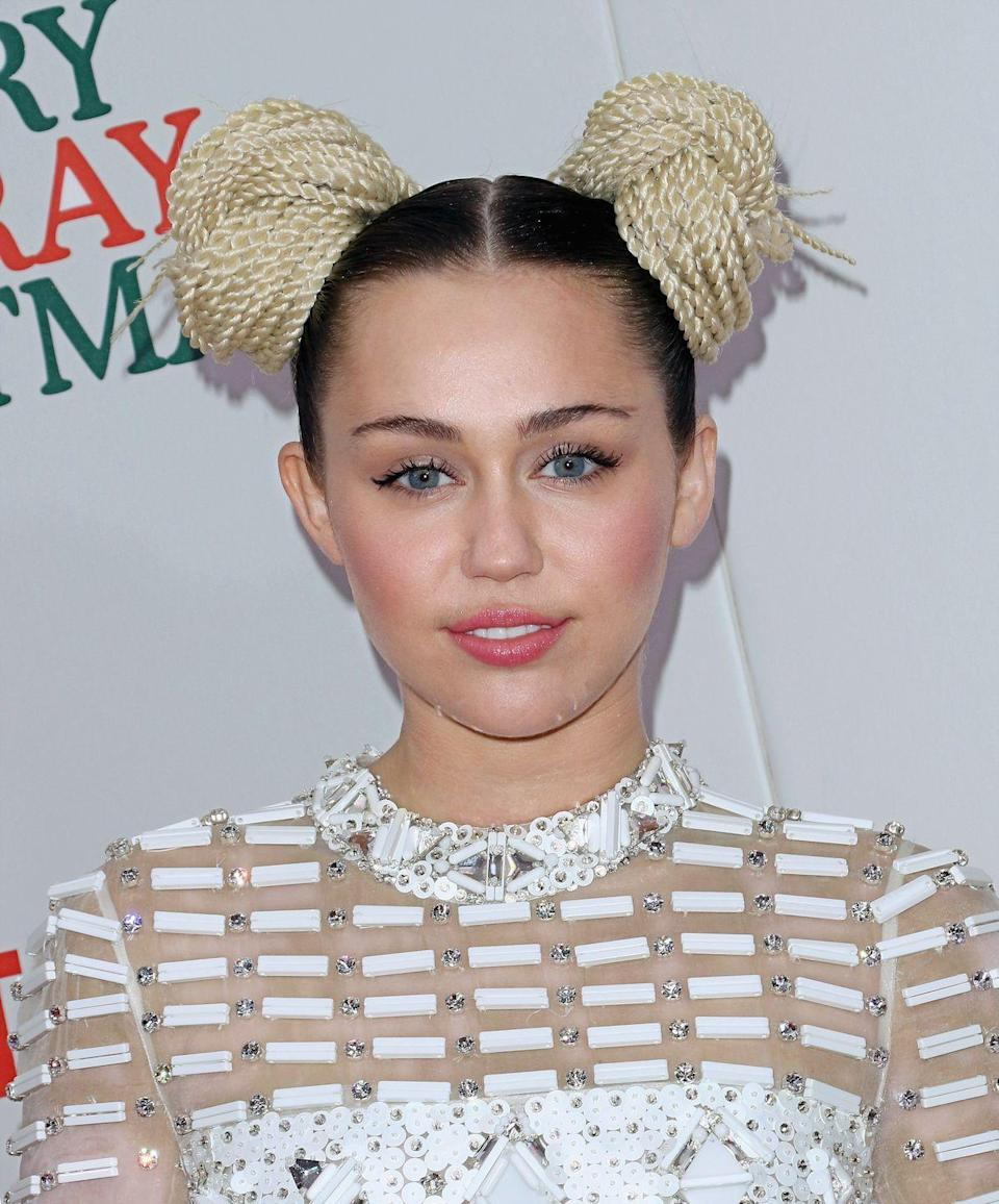 <p><strong>Real name: </strong>Destiny Hope Cyrus</p>