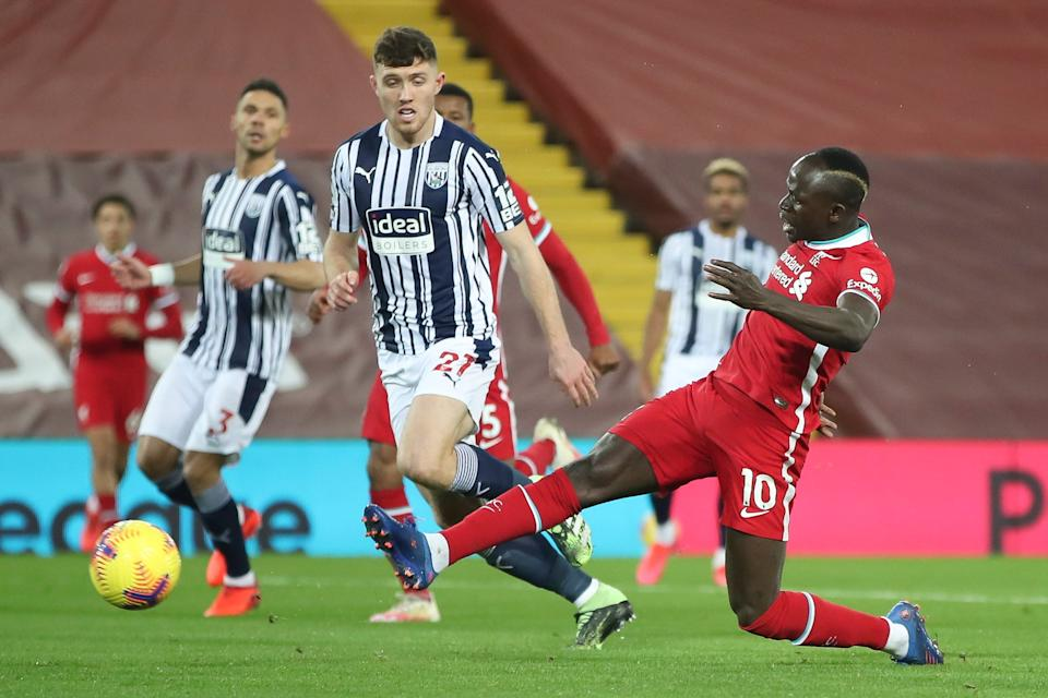 <p>Mane struck the opener for the Reds</p>EPA