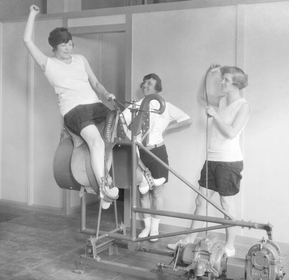exercise fad from the 20s