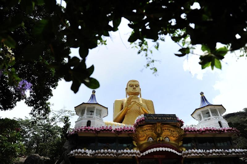 The Sri Lankan government is bound by international treaty obligations to protect the cave monastery which is home to 2,000-year-old murals and 157 Buddha statues