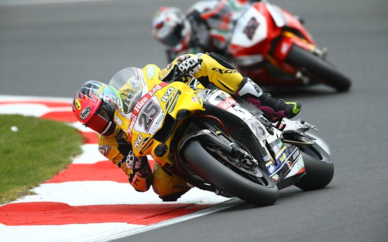 Josh Brookes - Credit: Wright/Double Red