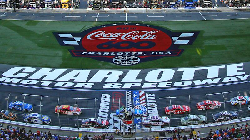 What channel is NASCAR on today? TV schedule, start time for Thursday night race at Charlotte