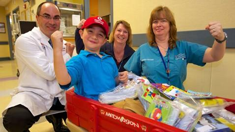 ht jack june lpl 130402 wblog 6 Year Old Donates Hundreds of Coloring Books to Kids in Hospital