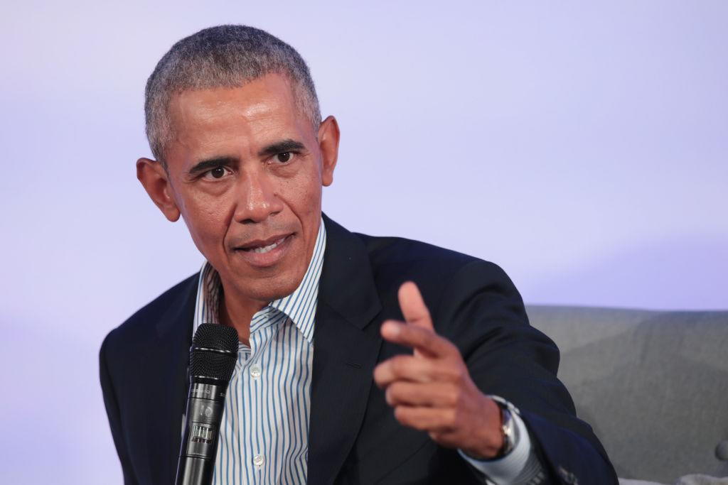 Former U.S. President Barack Obama is speaking about his experience with racism. (Photo: Scott Olson/Getty Images)