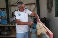 Brazil's Cricket has now their own bat factory, challenging a century of tradition