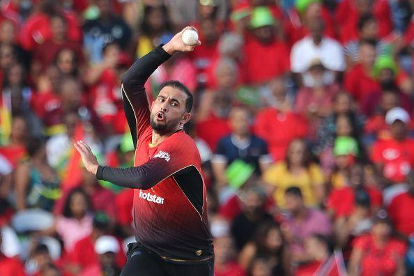 Fawad Ahmed led the bowling charts of the latest edition of CPL