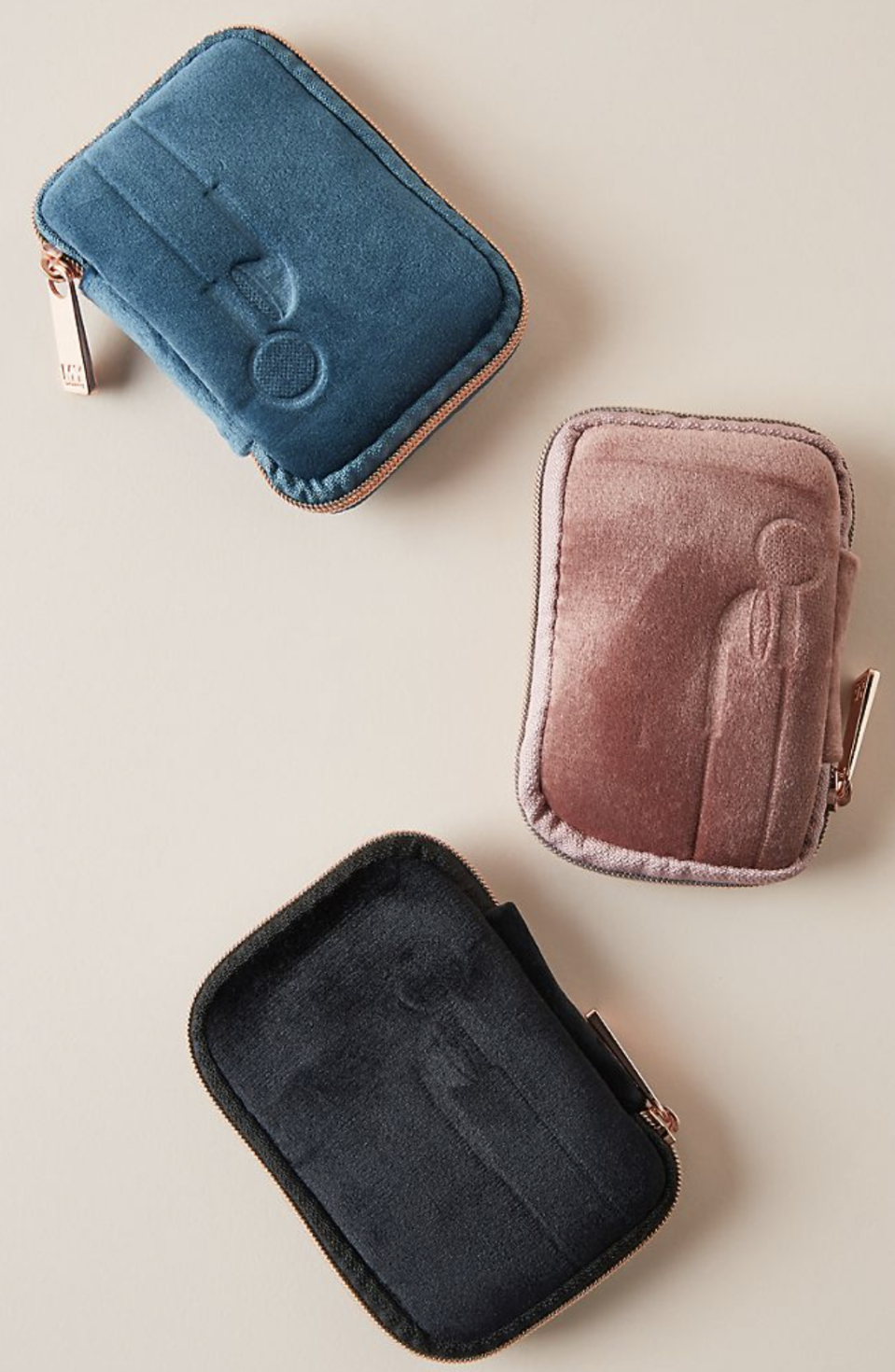 Vixen Earbud Case - Anthropologie, $13 ($10 USD)