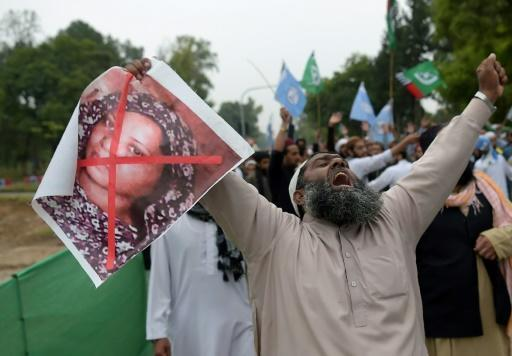 Bibi was sentenced to death in 2010 in what swiftly became Pakistan's most infamous blasphemy case