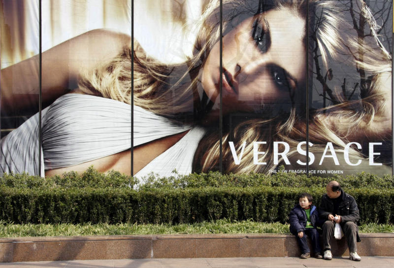 Versace apologises after T-shirt causes uproar over China's 'sacred' territorial sovereignty