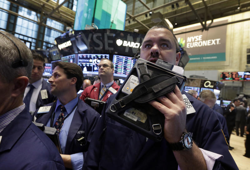 Wall Street exhales as threat of US default eases