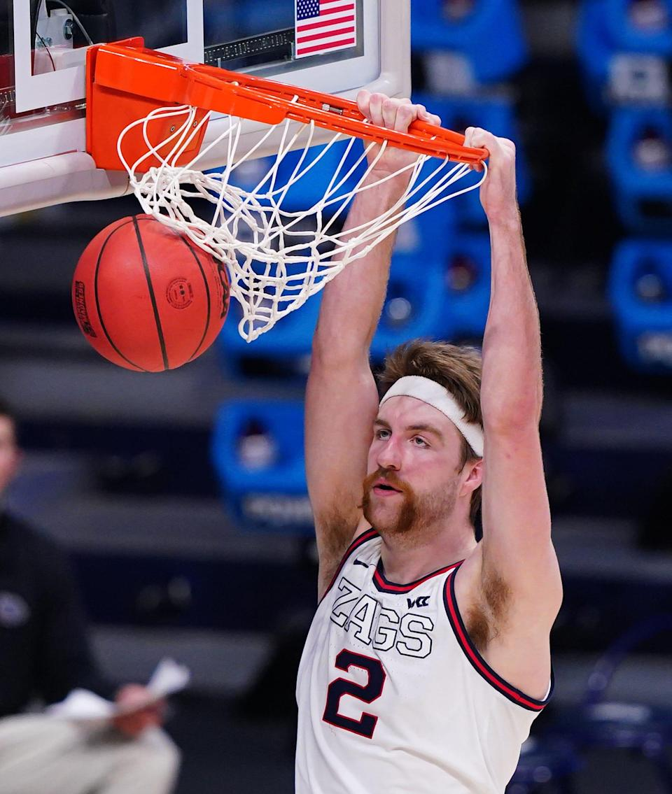 Gonzaga enters its Final Four showdown against UCLA sporting a perfect 30-0 record.