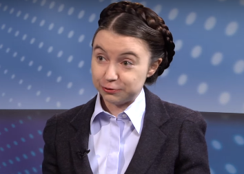 Victoria Bateman said the neglect of the sex trade is 'a symbol of fact that women are under-represented among economists': YouTube