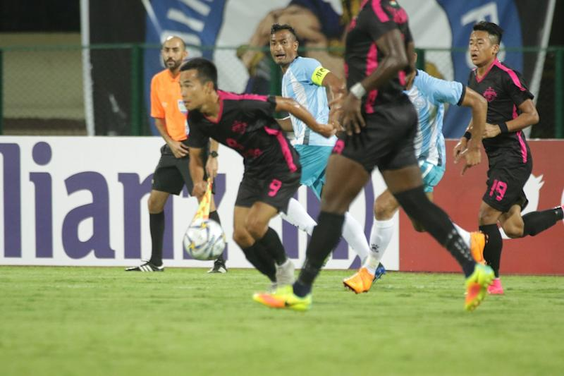 AFC Cup 2019: Minerva Punjab hold Manang Marshyangdi to register four consecutive draw