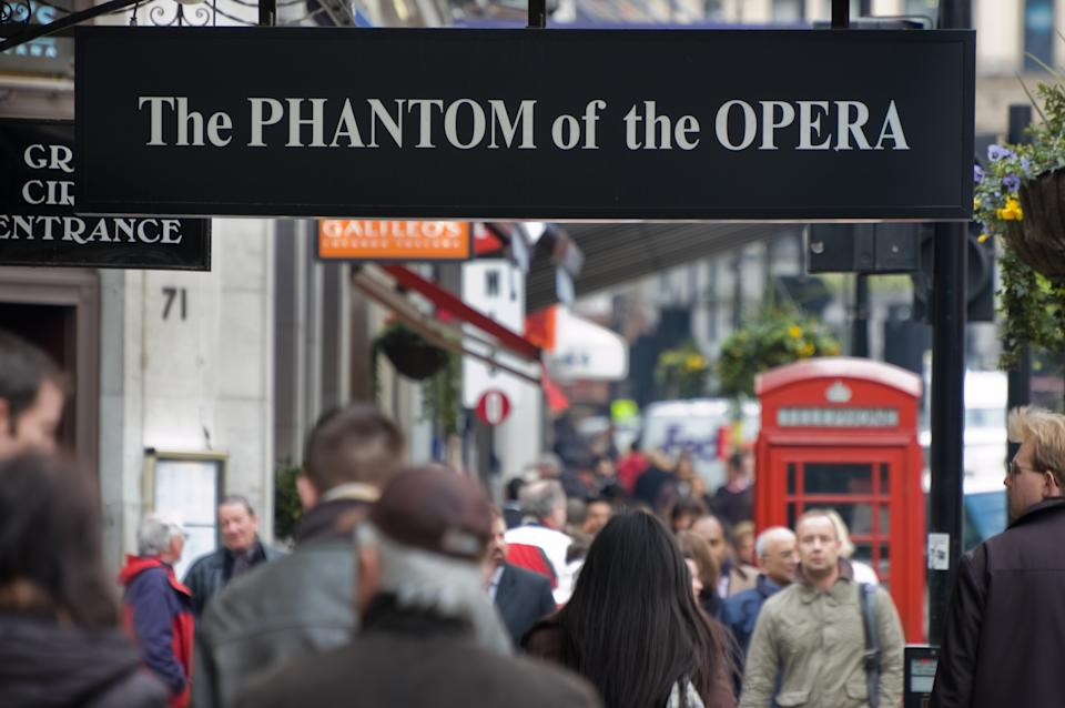 The musical, inspired by a real-life tragedy, has become one of the West End's longest-running shows. (Getty)