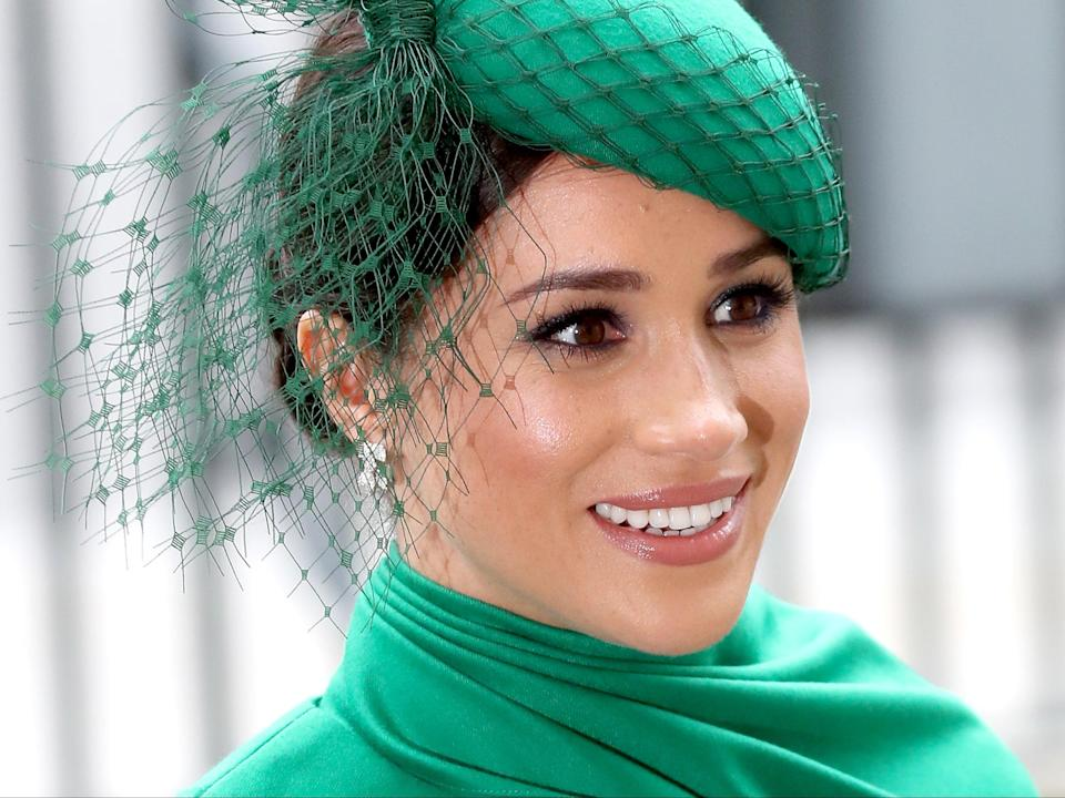Meghan Markle attends the Commonwealth Day Service, March 2020 (Getty Images)