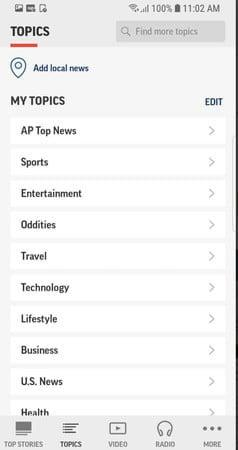 mejores apps android ap news android3 900x450