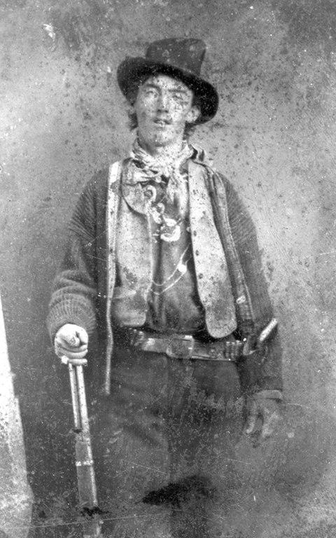 Billy the Kid - Credit: AP