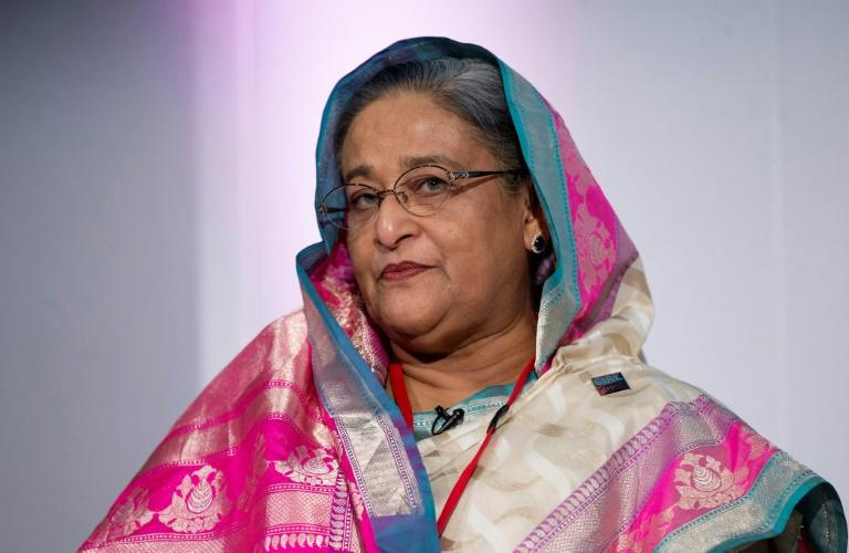 Bangladesh's Prime Minister Sheikh Hasina has issued a new call for Myanmar to take back the some 420,000 Rohingya Muslims who have fled violence in the Buddhist-dominated country