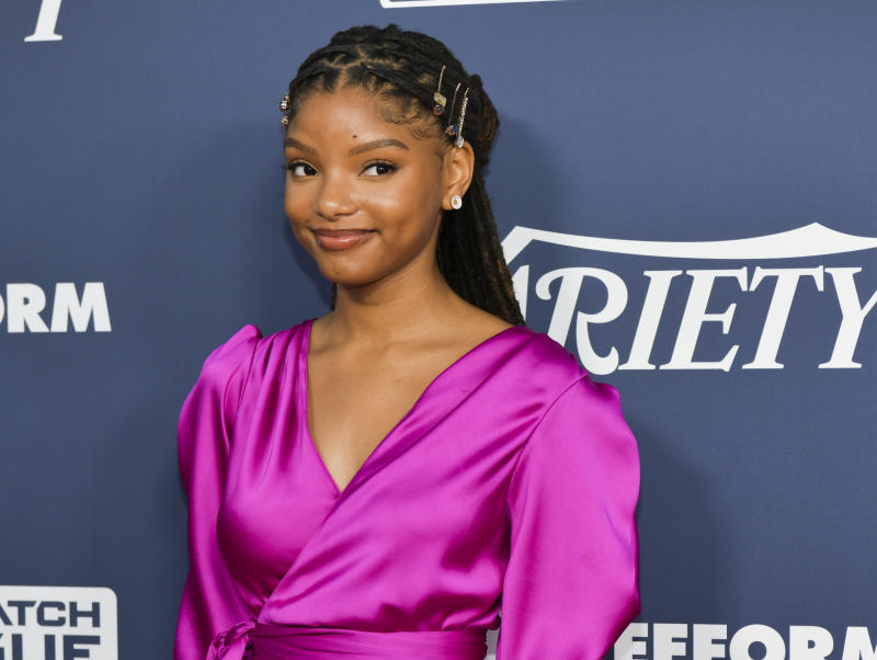 LOS ANGELES, CALIFORNIA - AUGUST 06: Halle Bailey attends Variety's Power of Young Hollywood at The H Club Los Angeles on August 06, 2019 in Los Angeles, California. (Photo by Rodin Eckenroth/Getty Images)